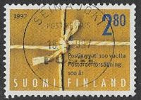 Finland SG1457 1997 Mail Order Centenary 2m.80 good/fine used